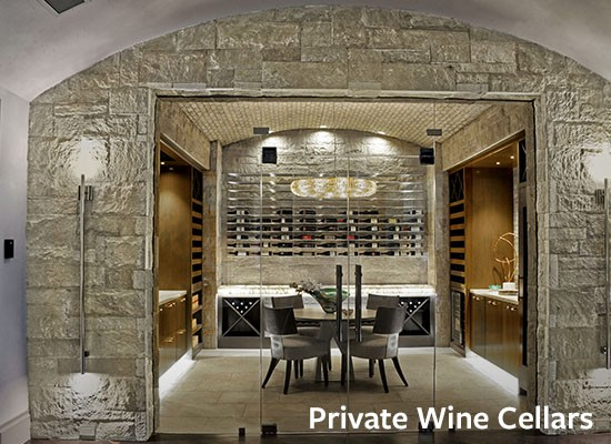 Private Wine Cellars